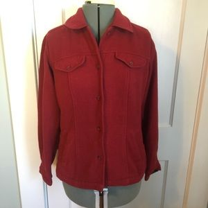 Columbia wool jacket, XS